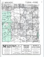 Mikado T25N-R8E, Alcona County 1995